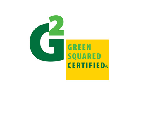 Green Squared One Industry One Standard One Mark - Certified tile inc